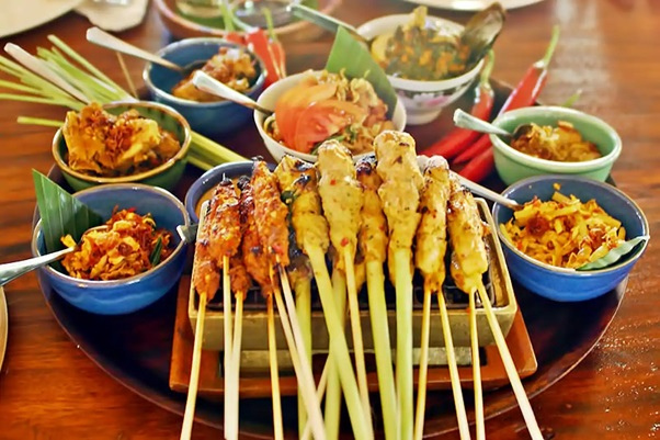 Enchanting Culinary and Restaurants in Bali