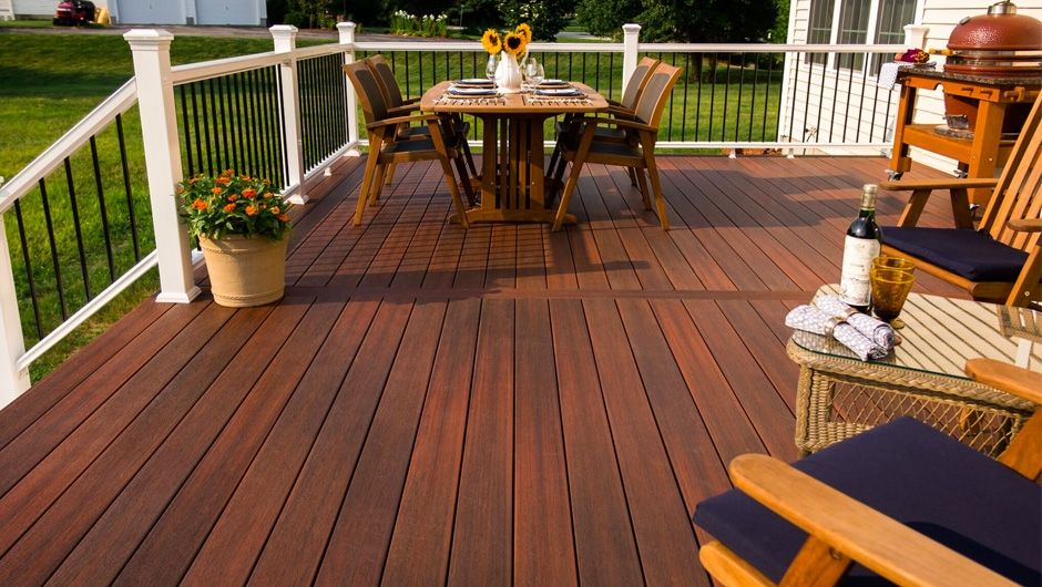 Why opt for low maintenance decking?