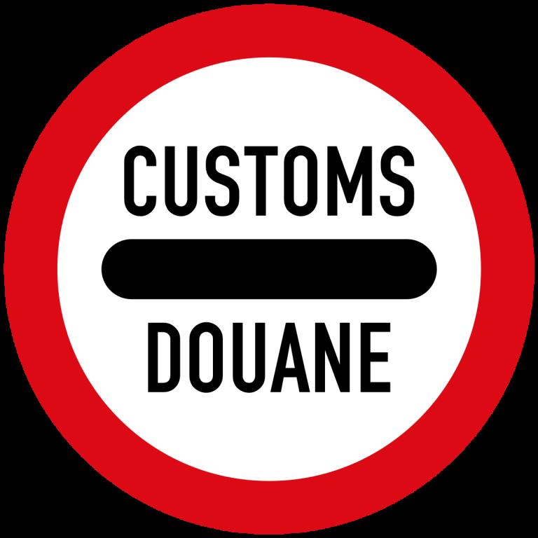 Role of custom authorities