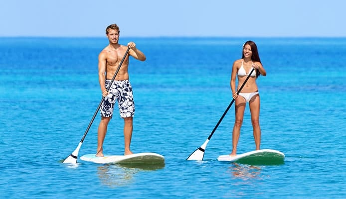 These Are 5 Good Reasons Why You Should Take Up Paddle Boarding