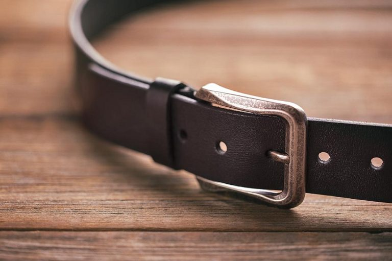 Ways You Can Look Better By Just Putting On A Men's Ratchet Belt