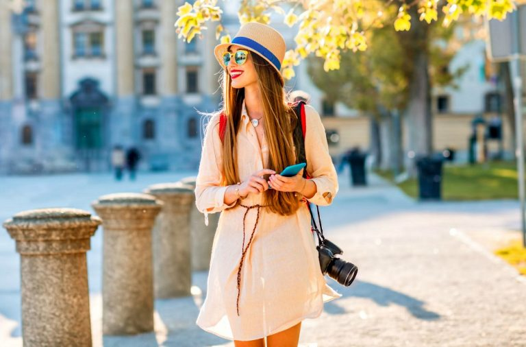 13 Simple Ways to Wear A Shirt Dress
