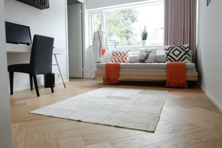 How to style with Kilmis and patchwork rugs