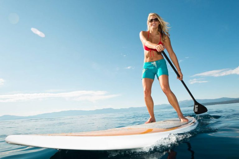 How Stand up Paddle Boarding can Boost Your Health