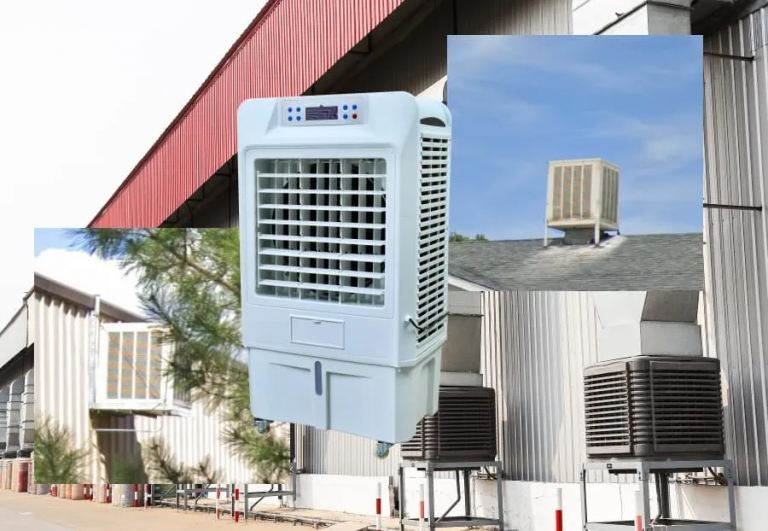 The Difference Between A Swamp Cooler And Other Cooling Equipments