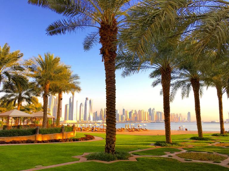 Spend a Day at Al Ittihad Park